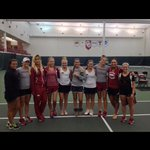 Peyton brought us home in style with the 7-5 third set winner! Great weekend, lots of positives to build on #WPS Hogs http://t.co/BaPSMsaHAY