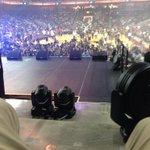RT @TheMattEspinosa: Waiting for show to starttttttt http://t.co/Nf1aT1foHe