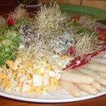 Ensalada de Mix de Verduras con Arroz y Atún. Ideal para empezar la ... http://t.co/MPltprsc1J #LaSerena #Coquimbo http://t.co/Y5SI7STK3T