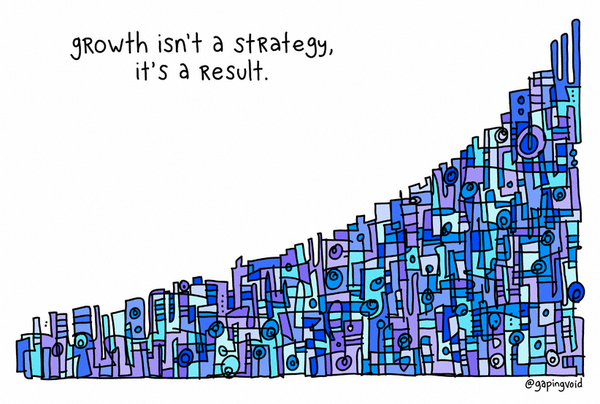 Avinash Kaushik (@avinash): So many businesses / leaders get this wrong....  #winning #inspiration By @gapingvoid http://t.co/UqsdxxULAU