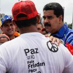 RT @PresidencialVen: #FOTO @NicolasMaduro: la base de la paz es la igualdad #VenezuelaTerritorioDePaz #SomosGenteDePaz http://t.co/faViVWAZ2O