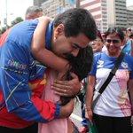 RT @PresidencialVen: #FOTO @NicolasMaduro: Vamos avanzando con pie firme en rumbo cierto hacia el objetivo de una Venezuela segura, de paz http://t.co/H3uCxmNM9q