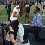 RT @BleacherReport: VIDEO: Seahawks DeShawn Shead proposed to his girlfriend after their game vs. Denver http://t.co/naRVrzFqyN http://t.co/dJygkIhbUN