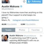 RT @MontoyaCamilo: .@AustinMahone 6.9M followers en twitter! #YSEA #yosoyelinfluencer http://t.co/y8CFDeswll