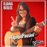 Bienvenida @ilianabeilis ya eres parte del #EquipoPausini de la coach @LauraPausini en #LaVozMexico #LoMejorDeLaVoz http://t.co/RlYtcmt4XJ