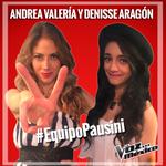 RT @LaVozMexico: .@ParDeDosLaVoz deciden formar parte del #EquipoPausini en #LaVozMexico. ¡Bienvenidas! #LoMejorDeLaVoz http://t.co/lQwUOLlHOU