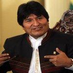 RT @teleSURtv: #MUNDO    Evo Morales encabezará Conferencia Mundial sobre Pueblos Indígenas en ONU ---->> http://t.co/rr6w5SxXlJ http://t.co/x1aWGVOoyS