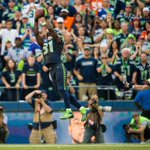 """""""@Seahawks: PHOTOS from #DENvsSEA #OT win at @CenturyLink_Fld. [http://t.co/bEHnm1RcIm] http://t.co/GH5isc7pxz"""" And thats how you step it up"""