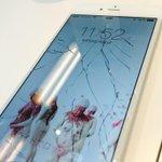 iPhone6+はケツポケットに入れて座るだけで割れるらしい。勉強になります。 http://t.co/ykyMbv0Gm0