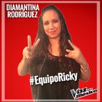 Bienvenida a #LaVozMexico @DiamantinaNaza y al #EquipoRicky #LoMejorDeLaVoz http://t.co/O04jZKwmXZ