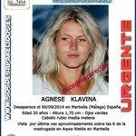 RT por favor #DESAPARECIDA chica de 30 años en #Marbella #Málaga desde el 6/9/2014 Familia pide ayuda desesperada! http://t.co/buS2R6sFPD