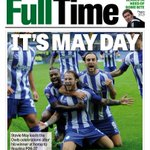 RT @domhowson: The togetherness in the #SWFC squad is there for everybody to see on the front cover of our Full-Time pull-out. http://t.co/PSfE0VipGh