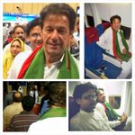 RT @imran_sidra: IK standing in que, travelled in economy class with PTI Leaders from Khi to Isb. #SayNoToVIPculture #ThatsMyIK http://t.co/BRyfqwyM5j