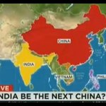 Indias map in #TheModiInterview on @ibnlive. Did @narendramodi ji approved this map or raised his concerns? http://t.co/T87wtVIivT