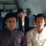RT @omar_quraishi: PTI chief Imran Khan in Govt of KP helicopter - also note military official at back - when he went to Bannu IDP camp http://t.co/qzWYwZHEkc