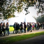RT @UniofReading: Its a full house at the1st V-C Welcome talk this morning! What times yours? http://t.co/XzP2fdnbDT #readingfreshers http://t.co/YKiMXAusSN