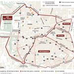 ¿Qué zonas están afectadas por el cierre del tráfico en Madrid? Consúltalo en este gráfico http://t.co/kBbkS5Zus6 http://t.co/AntANPDLiX