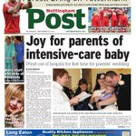 Here is YOUR MONDAY front page.... #NHS #NPBOTY #NFFC #Frontpagestoday http://t.co/3MV2IwtfGK
