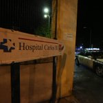 Manuel García Viejo, el religioso español con ébola, ingresado ya en el hospital Carlos III http://t.co/TwKIKmXjVH http://t.co/7VSMh2BhHF