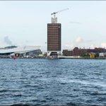 Shelltoren / Toren Overhoeks http://t.co/FsLmivL9KJ #Amsterdam #Noord http://t.co/cJk4PbJmLC