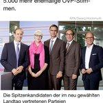 Rein modetechnisch dürfte die Vorarlberger Koalitionsentscheidung schon gelaufen sein! ;-) http://t.co/fs0MzB3H8q