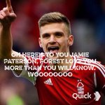 RT @forest_songs: @jamesmorton90 @LowerBridgford #nffc http://t.co/9m6m6hkray
