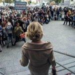 RT @IdiazAyuso: Larga vida política a esta impresionante mujer. #EsperanzaAguirre @EsperanzAguirre http://t.co/pAULFR7vG6