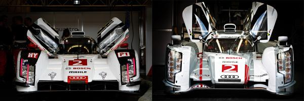 Two @AudiR18_2 shots, two years apart. One from @circuitamericas on Saturday, one from Le Mans 2012. http://t.co/a8J4qnwLQs