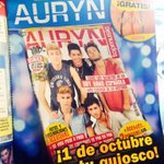 El 1 de Octubre a la venta el especial de @AurynOficial para @TOPMUSICyCINE http://t.co/OfqvzervVB