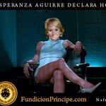 RT @elpadrecorajede: La declaración de esperanza Aguirre. http://t.co/BrO3gMO5ig