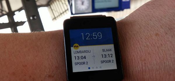 .@NS_online brengt testversie Reisplanner voor Android Wear-smartwatches uit http://t.co/kKSjfjgbeL #Android #AW http://t.co/rxE8mpXu8W