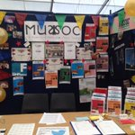 RT @StephMegan93: @UoNMussoc stand is looking beautiful! Come and see us @UniofNottingham freshers! http://t.co/wmt4JyRVXE