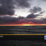 Per Louise: Beautiful sunset Sunday night from Mears on the Big Lake. #wmiwx @wzzm13wx http://t.co/U4gsHzhY8A