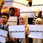 RT @FunX: Jonge moslims staan met #NotInMyName op tegen haatpropaganda van Islamitische Staat #ISIS http://t.co/xgsprV0n5I http://t.co/9BgbiVy4SC