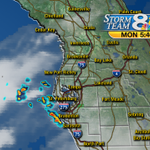 More clouds this morning, and a few showers along the coast of #Pinellas & #Manatee counties. http://t.co/vup2T8InuY http://t.co/KGnmg8U2JM