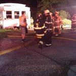 No injuries reported in early morning trailer fire. #27Daybreak http://t.co/QpjlAvC9xB http://t.co/qgX4TPskj1
