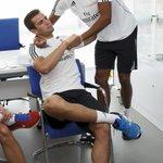Ni Pepe, ni Ramos contra el Elche. Se viene TheDupla http://t.co/ApvwwWVboh