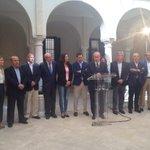 """RT @nnggandalucia: """"@ppandaluz: #ConsejoDeAlcaldes en #Málaga @JuanMa_Moreno @eliasbendodo @pacodelatorrep http://t.co/PFXB1sXaN3"""" #ComprometidosConAndalucía"""