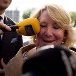 La Ser le zumba a Esperanza Aguirre http://t.co/hQk5Ne08km