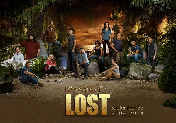 Happy #LOST anniversary! On this day 10 years ago, the show made its premiere. (Pic by @oz_greg) http://t.co/u7lupWgdSj