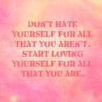 Love yourself first. All else follows. http://t.co/3mTtwKBZua