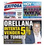 RT @exitosadiario: Nuestra #PortadaImpresa de hoy lunes 22 de setiembre del 2014 http://t.co/aN2ppFGoA1 http://t.co/rl6lFRsnGi
