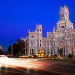 El frenesí de Cibeles, en #Madrid. @TurismoMadrid @Visita_Madrid @ComunidadMadrid. Con el apoyo del @HOSTALPERSAL http://t.co/W2RihpROW9