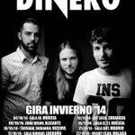 .@dineromusic darán 18 conciertos por toda España este otoño http://t.co/wSEdWl34zv En varios con @KITAI_Oficial http://t.co/GoONvzsANR