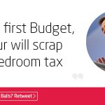 In our first Budget, the next Labour government will scrap the Bedroom Tax http://t.co/j8yVhuIzDD