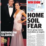 Front page of tomorrows West http://t.co/oRTWtS4S1d