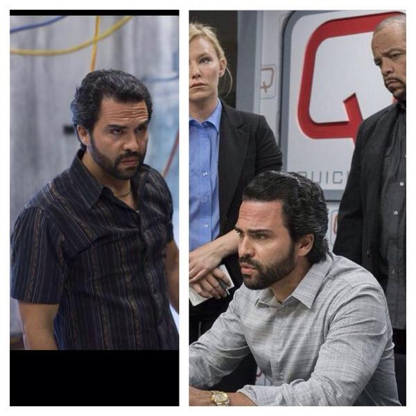 This Wednesday 9/24 9pm on NBC #SVUPremiere - este Miércoles #Law&Order:SVU @StarchJthn @warrenleightTV http://t.co/W3pxZM84sg