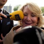 Ojo a la foto que pone El País para ilustrar el asuntillo de Esperanza Aguirre http://t.co/bnriehf2Kj