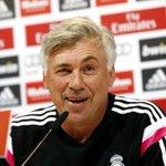 RT @marca: Ancelotti anuncia rotaciones ante el Elche. ¿Quiénes crees que serán los implicados? http://t.co/UgruKsJHed http://t.co/5b5Tam61tr