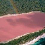 RT @A3Noticias: ¿Por qué este lago es de color rosa? Uno de los parajes más curiosos del planeta http://t.co/RCM4WiO5UW en @viajestic http://t.co/7McjEu0Gxc
